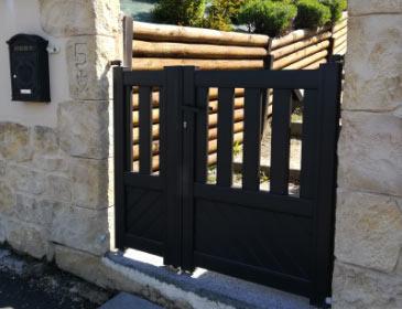 installation de portail a Cantal
